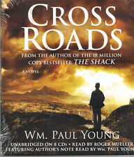 Audio book - Cross Roads by William. Paul Young   -  CD