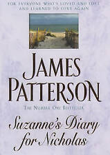 """""""VERY GOOD"""" Patterson, James, Suzanne's Diary for Nicholas, Book"""