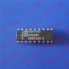 10PCS FM radio IC PHILIPS DIP-18 TDA7000