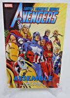 Avengers Assemble Volume 4 Captain America Marvel TPB Trade Paperback Brand New