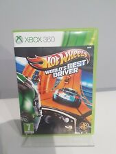 Hot Wheels World's Best Driver Xbox 360 Fast Free Post Birthday Christmas Gift