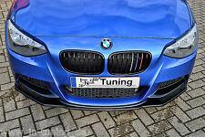 Sonderaktion Spoilerschwert Frontspoiler aus ABS für BMW 1er F20 F21 M-Paket ABE