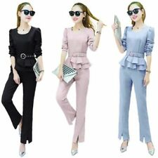 Unbranded Polyester Regular Size Suits & Suit Separates for Women