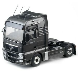 MAN TGX 18.540 tracteur 1/43 gris anthracite métallisé - Eligor 113436