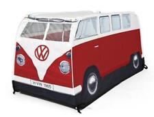 Brand New Genuine Volkswagen Kids Red T1 VW Camper Van Play Tent - ZGB9802013040