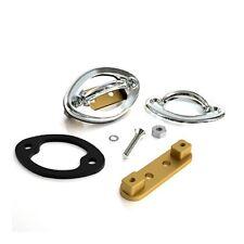 PI-76B Flat Oval Rope Eye W/bracket