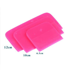 Pink Squeegee TPU/PPF Transparent Film Install Car Window Tint Water Scraper B77