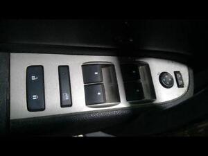 Lh Driver Side Front Door Window Switch 2010 Sierra Truck/Pickup 1500 Sku#287489
