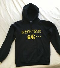 846b00f96e33 PACMAN Hoodie Stiffneck Design Limited Edition (Size S)