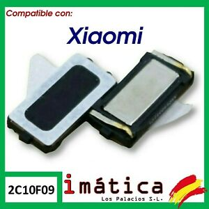Speaker Headset For Xiaomi Mi 1 2 3 5C Max Redmi 5 5A Note 2 3 4 4X 5 5A 4A