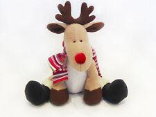 Reggie Reindeer Softie Toy Cute Boys Girl - Sewing PATTERN Funky Friends