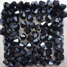 Brand-new 100pcs swarovski Crystal 4mm #5301 Bicone Beads