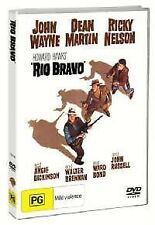 Rio Bravo (Special Edition) NEW DVD John Wayne Dean Martin (Region 4 Australia)