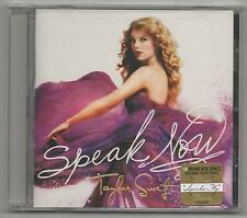 Taylor Swift Speak Now 2010 CD First Pressing The Story of Us, Dear John