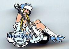 Hard Rock Cafe Munich Lap Dancer Series 2005 Pin. RARE (P 3)