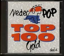 NEDERPOP TOP 100 GOLD CD 4 The Cats Motions Gruppo Sportivo Ekseption Buffoons