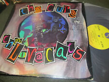 """THE CURE LOVE CATS 12"""" EP 1983 ORIG RARE lovecats robert smith goth wave sire !!"""