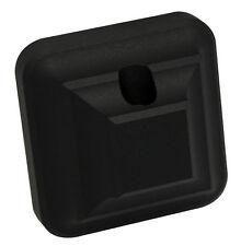 Pirate 2006-10 Hummer H3 & H3T Black Powder Coated Billet Antenna Bracket Cover