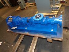 New Moyno 3 Hp Progressive Cavity Pump B1ecdo3ap 3173237 1755 Rpm 460 Vac