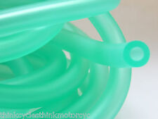 Universal Scooter Fuel Pipe Hose 1m x 7 x 12 mm Vespa Type Green