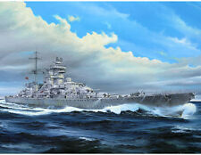 Trumpeter 05313 1/350 German Cruiser Prinz Eugen 1945 Plastic Model Warship Kit