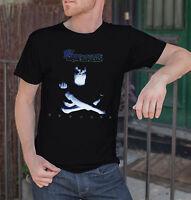 GORGUTS OBSCURA Men Black T-shirt Canada Death Metal Band Tee Shirt