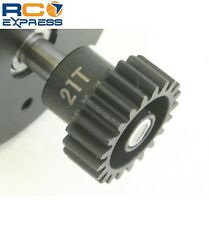 Hot Racing 21t Steel 32p Pinion Gear 5mm Bore NSG3221