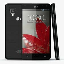 New LG LS970 Optimus G Sprint CDMA 4G Android Smartphone Black