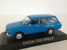 "DIE CAST "" DACIA 1300 BREAK "" LEGENDARY CARS SCALA 1/43"