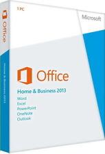 Microsoft Office Home & Business 2013 - Licenza Elettronica per PC