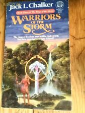 Warriors Of The Storm by Jack L. Chalker 1987 Paperback