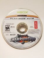 Unreal Championship Platinum Hits (Microsoft Xbox, 2003) TESTED WORKS