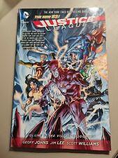 Justice League Volume 2 The Villains Journey DC Graphic Novel
