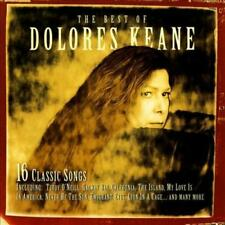 DOLORES KEANE BESY OF CD 16 TRACKS DE DANANN LET IT BE HAVE I TOLD YOU LATELY I