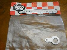 VECO #230 THROTTLE LEVER TO LINK .45R/C  MODEL AIRPLANE ENGINE(NEW IN PACK)