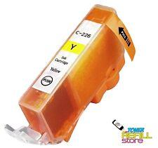 Toner Refill Store™ Compatible Canon CLI-226Y CLI226 Yellow Ink Cartridge
