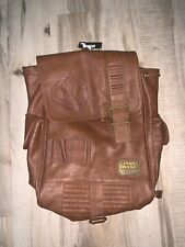 Loungefly Star Wars Brown Leather Backpack