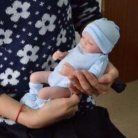 Handgemachte Vinyl Silikon Boy Neugeborene Baby Realistische Reborn Puppen Neu