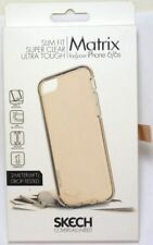 Skech Matrix Case for iPhone 8/7/6/6S, Clear Gold, Slim and Tough