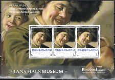 2013 Postset 3012-B-2 Frans Hals - Lachende Jongens - Frans Halsmuseum!