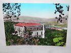 Vecchia foto cartolina d epoca di Castel S Lorenzo Castello Vigne della Corte