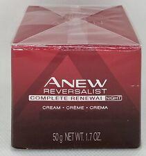 Avon Anew Reversalist Night Renewal Cream 1.7 Oz
