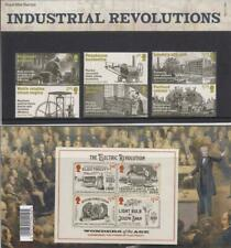 More details for royal mail stamps presentation pack 605 industrial revolutions 2021. free uk p&p