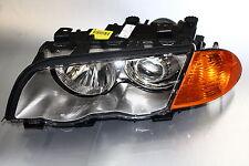 Xenon Scheinwerfer links BMW E46 Limousine Touring bis Facelift Baujahr 2001