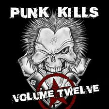 Punk Kills Vol. 12 (CD-2010, 272 Records - SEALED - BRAND NEW)