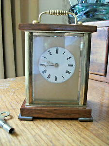 THWAITES AND REED CLOCK