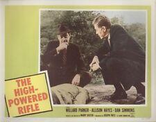 High-Powered Rifle, The 11x14 Lobby Card #4