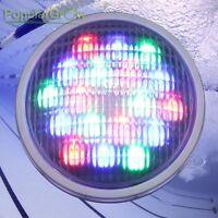 Aktualisierung IP68 RGB 72W LED Swimmingpool licht  für Unterwasser Beleuchtung