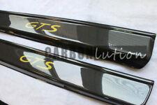 Carbon fiber dry outer door sills for Porsche 991 991.2 Carrera Turbo