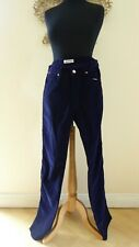 Acne Max navy cord jeans
